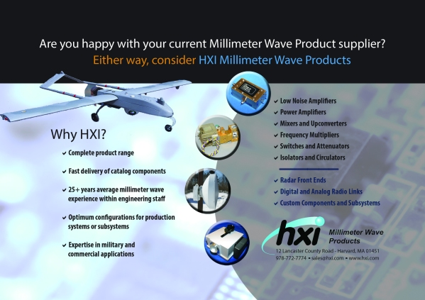 HXI - Millimeter Wave Products